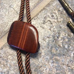 Jewelry - Vintage Bolo Neck Tie